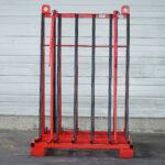Little Bull Glas-Transportgestell A115 Vorderansicht