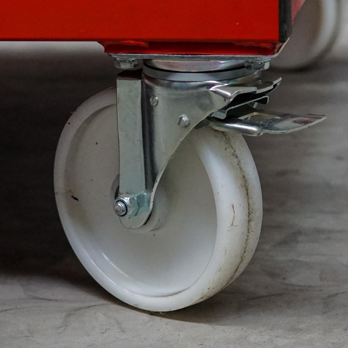 wheel harprack steering
