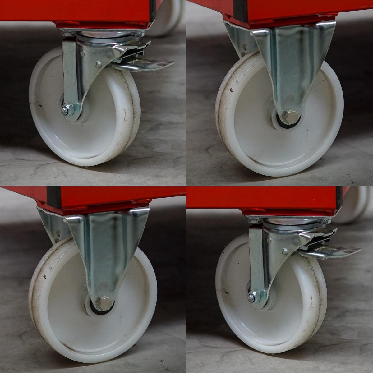 wheel harp rack 4 set