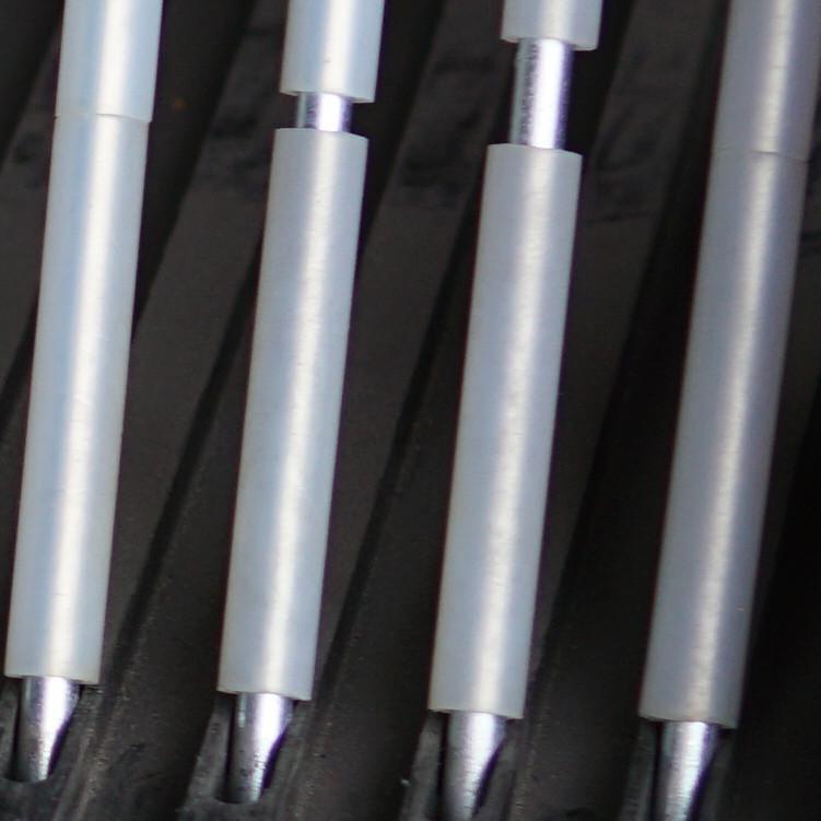 rod sleeves for harp racks